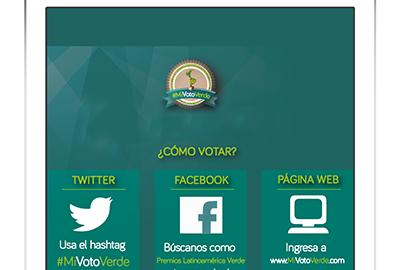 Premios Latinoamérica Verdes. Empresa Sambito.