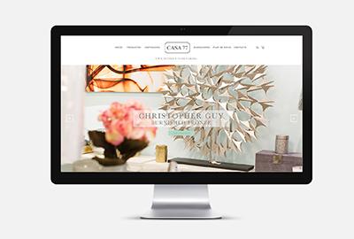 Casa 77 Sitio Web