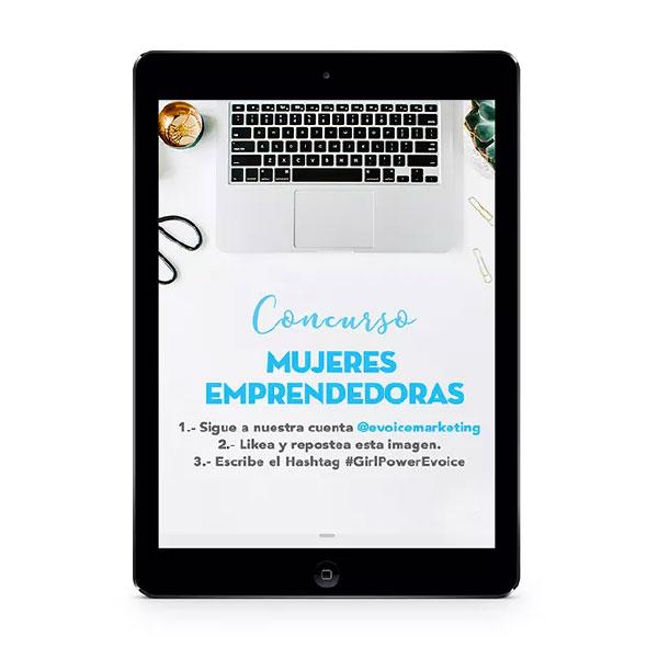 E-voice Mujeres Emprendedoras