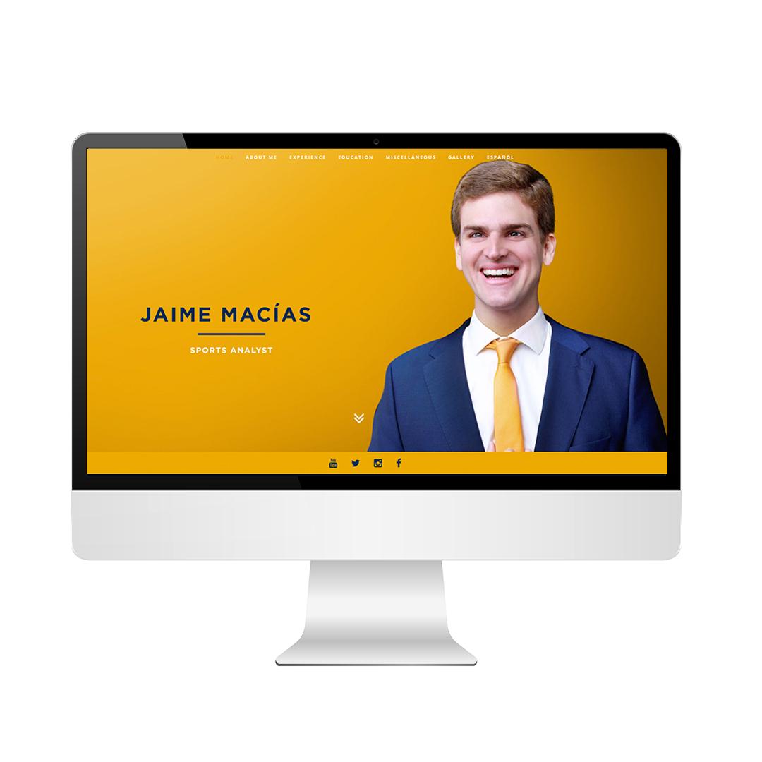 Jaime Macías